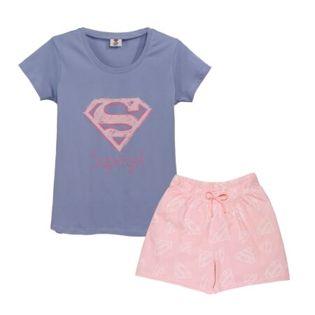 DC Supergirl Pyjama Shorty